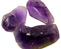 10.70 CTS  AMETHYST NATURAL ROUGH (PARCEL) LG-1575