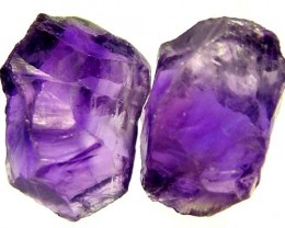 10.20 CTS AMETHYST NATURAL ROUGH (PARCEL)   FN 2042  (LO-GR)