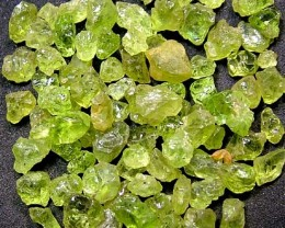PERIDOT ROUGH (PARCEL) 50 CTS FN 2103  (LO-GR)