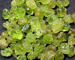 PERIDOT ROUGH (PARCEL) 50 CTS FN 2110  (LO-GR)