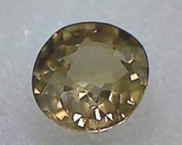1.5ct Glamorous Sparkling Yellow Zircon VVS TH78