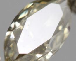 [NR]#STUNNING RARE MARQUISE NATURAL CHAMPAGNE DIAMOND 0.29Ct