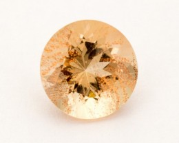 2.2ct Champagne Round Sunstone (S2262)