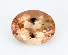 2ct Pink Oval Sunstone (S2265)