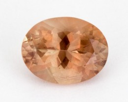 1.5ct Pink Champagne Oval Sunstone (S2275)