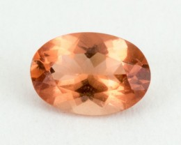 .4ct Oregon Sunstone, Peach Oval (S2139)