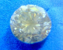 NATURAL-CHAMPANGE-WHITE -SOLITIARE DIAMOND-2.01CTWSIZE,1PCS