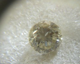 NATURAL -CHAMPANGE -WHITE.1.01CTWSIZE,SOLITIARE DIAMOND,1PCS