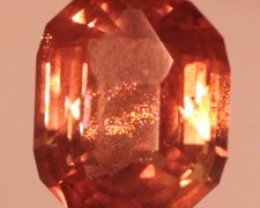 AAA+ Sunstone Custom Cut In USA 3.28ct