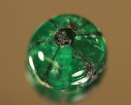 Super Rare Trapiche Emerald 3.932ct
