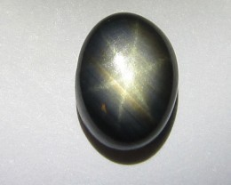 2.15cts Natural Star Sapphire Oval Cab