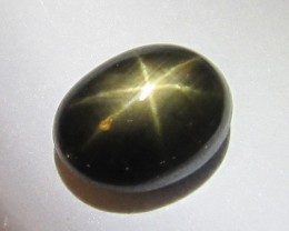 2.51cts Natural Star Sapphire Oval Cab