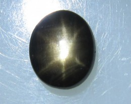 2,23cts Natural Star Sapphire Oval Cab