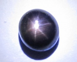 3.19cts Natural Star Sapphire Oval Cab