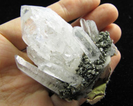 350 Cts Lemurian seed crystal Cluster MYGM 1403