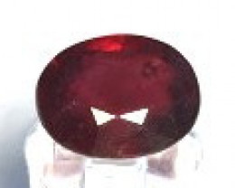 3.1ct Orangey Red Spessarite Garnet  TH138G219