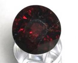 4.65ct Lovely -Red Round Spessarite Garnet TH139 G220
