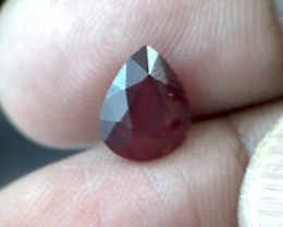 Stunning 2.65ct Brownish-Red Pear Spessarite Garnet  TH140