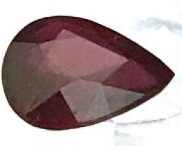 1.80ct Fine Quality Deep Red Spessarite Garnet VVS  TH141G218
