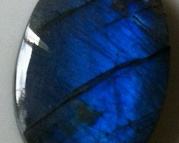 41.6 ct. Natural Labradorite
