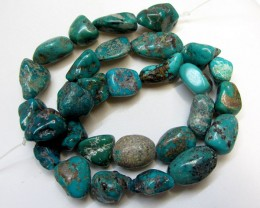 NATURAL  TURQUOISE STRAND   GG1483
