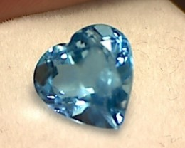 Lovely Sparkling 3.10ct Swiss Blue Topaz VVS- TH171