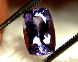 CERTIFIED - 2.74 Carat VVS/VS African Tanzanite - Gorgeous