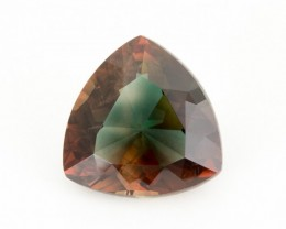 13.30 Ct. Rare Rootbeer Triangle Oregon Sunstone (S28)