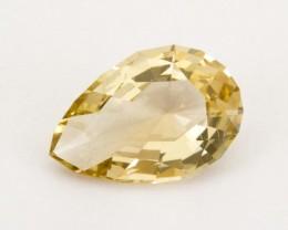 5.2ct. Oregon Sunstone, Champagne Pear, (S95)