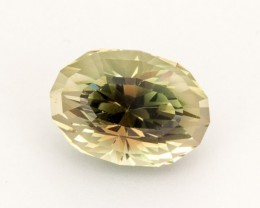 SALE WAS $4004 ~ 10.33ct Oregon Sunstone Dichroic Oval (S309)