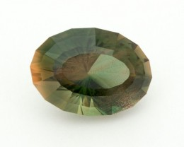 SALE WAS $13,500 ~ 13.3ct Oregon Sunstone, RARE Green Oval (S337)
