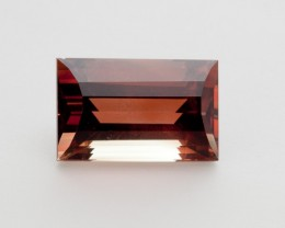 SALE WAS $5716 ~ 11.15ct Oregon Sunstone Red Emerald Cut (S568)