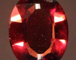 Great Red Spessartite Garnet 2.89ct