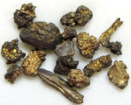 0.92 Grams Gympie Qld gold Nuggets  LGN 1247
