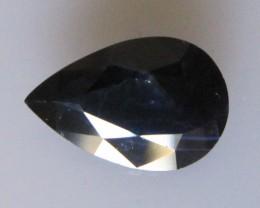1.97cts Natural Australian Blue Sapphire Pear Cut