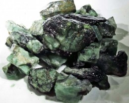 50 Grams Parcel  Brazil Emerald Rough RB04