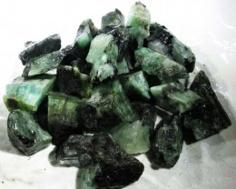 50 Grams Parcel  Brazil Emerald Rough RB06