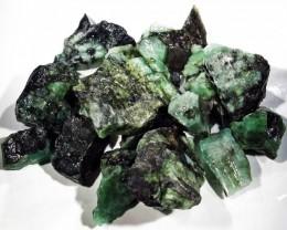 50 Grams Parcel  Brazil Emerald Rough RB10