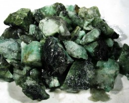 100 Grams Parcel  Brazil Emerald Rough RB14
