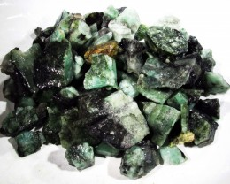100 Grams Parcel  Brazil Emerald Rough RB18