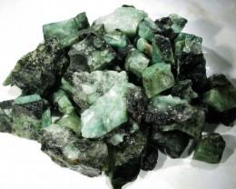 100 Grams Parcel  Brazil Emerald Rough RB19