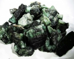 150 Grams Parcel  Brazil Emerald Rough RB24