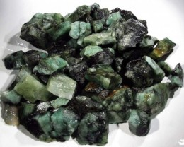100 Grams Parcel  Brazil Emerald Rough RB30