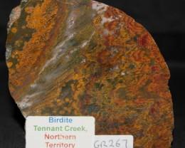 BIRDITE SLAB, AUSTRALIA (GR267)