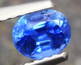 0.62ct Natural Blue Kyanite Kashmir Oval GEMSTONE