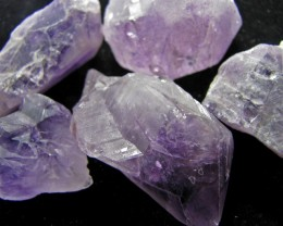 0.266  PARCEL  5   AMETHYST CRYSTAL    SPECIMENS  MYGM 1726