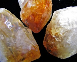 2375 CTS PARCEL 3  BRAZILIAN CITRINE POINTS  MYGM 1745