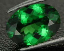 0.76 cts vivid Green Tsavorite Garnet (GTS13)