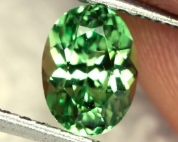 0.89 cts Mint green Grossular garnet - Merelani (GMI5)