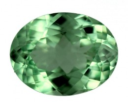0.93 cts Mint green Grossular garnet - Merelani (GMI4)